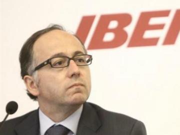 El presidente ejecutivo de Iberia, Luis Gallego