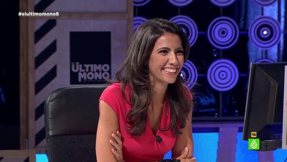 Ana Pastor en 'El Último Mono'