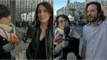 """Andrea Levy se confiesa con Thais: """"Me ha gustado uno de Podemos con el pelo largo, envíame su WhatsApp"""""""