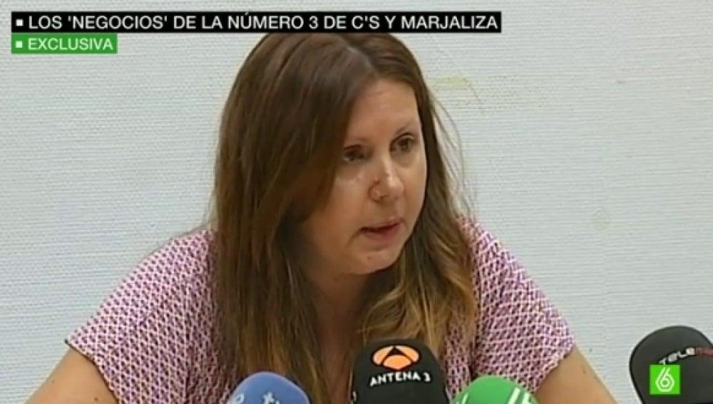 Eva Borox, número tres de Ciudadanos en Madrid