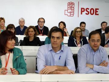 ¿Qué está en juego en el Comité Federal del PSOE?