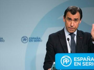 """Maíllo afirma que Rajoy podría no ir a la investidura: """"Hay cosas que la Constitución no prohíbe"""""""