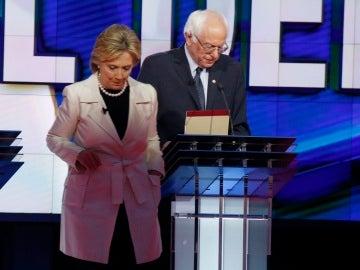 """Bernie Sanders en la convención demócrata: """"Hillary Clinton debe presidir los Estados Unidos"""""""