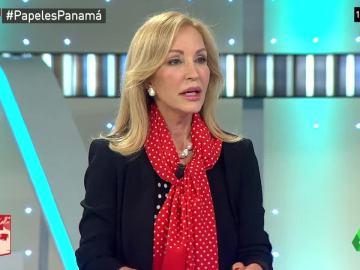 Carmen Lomana en Espejo Público