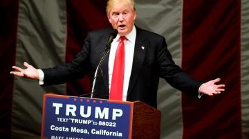 De ascendencia alemana e irlandesa, Donald Trump juega la baza de la inmigración para llegar a la Casa Blanca