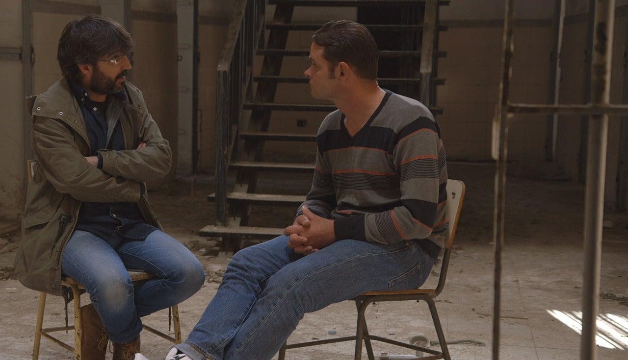 Jordi Évole conversa con Romano Van Der Dussen