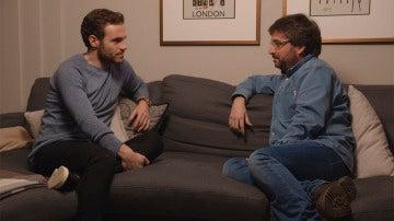 Juan Mata conversa con Jordi Évole en Salvados
