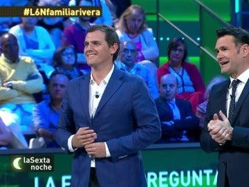 """Albert Rivera: """"Hay que apostar por una ley de gestación subrogada en España"""""""