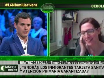 """Albert Rivera: """"Los auténticos héroes de la crisis han sido los médicos, sanitarios, profesores..."""""""