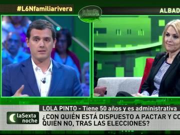 """Albert Rivera: """"España va a tener que ser gobernada por dos partidos o tres"""""""
