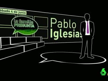 Los Blanes Garrido, la familia que preguntará en plató a Pablo Iglesias en laSexta Noche