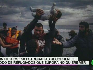 '#SinFiltros': 50 fotografías recorren el éxodo de refugiados que Europa no quiere ver