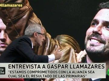 """Gaspar Llamazares: """"Izquierda Unida le sirve a Podemos para paliar los efectos de su gestión"""""""