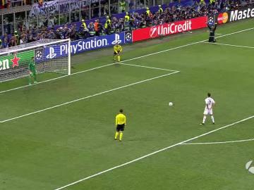 Así fue la tanda de penaltis con la que el Madrid ganó su Undécima Champions