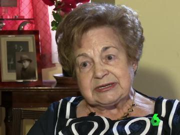 """Mercedes quiere sacar a su padre del Valle de los Caídos: """"Se lo prometí a mi madre'"""""""