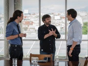 """Jordi Évole: """"Me parece una anomalía que sólo haya un debate a cuatro y el de Salvados"""""""