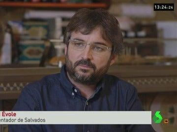 "Jordi Évole, sobre el debate de Salvados: ""Rivera e Iglesias son como dos equipos entrenados por Mourinho"""
