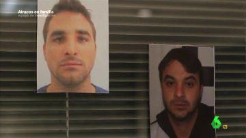 21 asaltos en menos de un año, un botín de más de un millón de euros... y el fin de la banda de los Cazorla