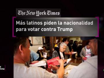 Mexicanos y musulmanes, objetivos de la peligrosa campaña de Trump contra la inmigración