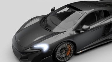 McLaren 675 LT Spider Carbon Series