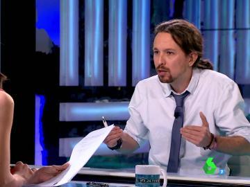 """Pablo Iglesias: """"Cuando una cosa se hace mal, aunque lo diga Berlín, hay que hacerlo de otra manera"""""""