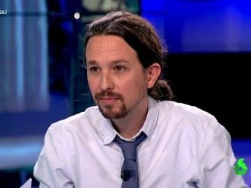 """Pablo Iglesias, sobre la independencia judicial: """"Algunos han malinterpretado las declaraciones de Monedero"""""""
