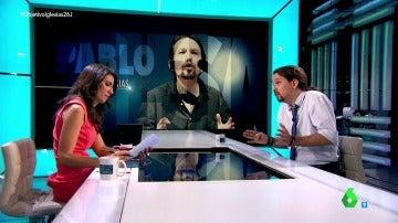 """Pablo Iglesias: """"Me siento orgulloso de haber sido un joven comunista"""""""