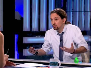 """Pablo Iglesias: """"Desconozco si el señor Leopoldo López es un golpista o no"""""""