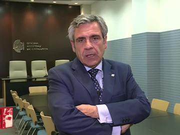 """De Alfonso niega haberse grabado con Fernández Díaz: """"Siempre dejo el móvil fuera o en modo avión"""""""