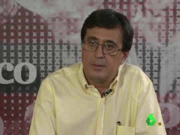 """Carlos Enrique Bayo: """"De Alfonso sabía perfectamente que su móvil grababa, él está hablando para la grabadora"""""""