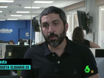 """Pedro Águeda: """"El PP creó una estructura secreta en la Policía para desacreditar a políticos con métodos sucios"""""""