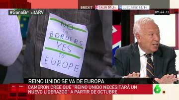 """Margallo, tras el 'Brexit': """"Nada cambia en dos años salvo que sus opiniones serán menos tenidas en cuenta"""""""