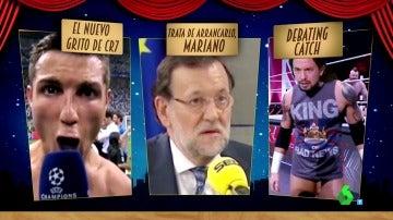 """Miki Nadal, sobre el vídeo del 'eructo' de CR7: """"Seguro que Cristiano se lleva el premio Tráquea de Oro"""""""