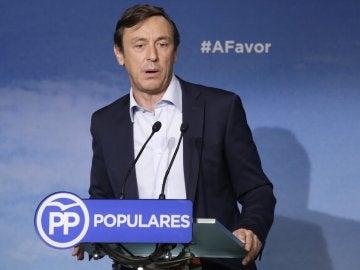 El PP confirma que Rajoy no se presentará a la investidura sin apoyos suficientes