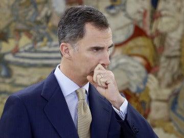 Felipe VI en una imagen de archivo