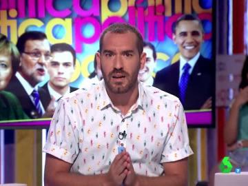 """Jorge Ponce valora la rueda de prensa de Rajoy: """"Ha llegado al punto en que se imita a si mismo"""""""
