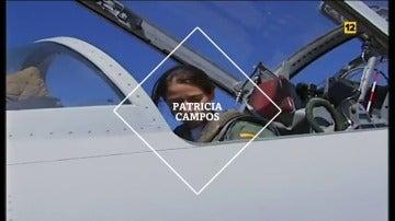 Patricia Campos, primera mujer piloto de reactor de las FFAA y el análisis político, este sábado en laSexta Noche