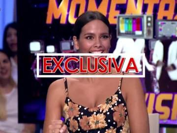 """Cristina Pedroche acudirá a la primera gala de la quinta edición de Tu Cara me Suena: """"¡He pedido cantar Camela!"""""""