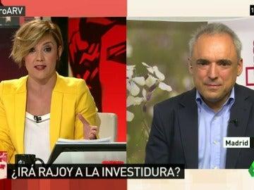 """Rafael Simancas: """"Es inaudito que Mariano Rajoy no aclare si va a cumplir la Constitución o no, es su obligación"""""""