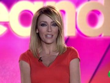 """Anna Simon comenta la actitud de Rajoy: """"No tiene claro si va o viene, es más gallego que el pulpo con cachelos"""""""