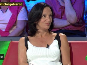 """Carolina Bescansa: """"Cuando alguien del PSOE dice 'no' a Rajoy es obligatorio decir cuál es la propuesta alternativa"""""""