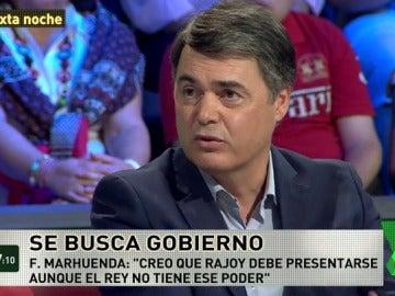 """Carlos Rojas: """"El PP quiere formar gobierno y desbloquear la investidura, pero eso es responsabilidad de todos"""""""