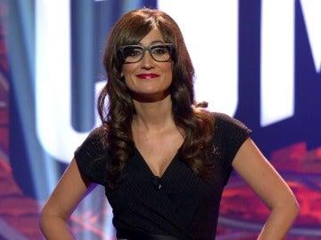 """Ana Morgade: """"El humor es llamarme a mí para presentar El Club de la Comedia"""""""