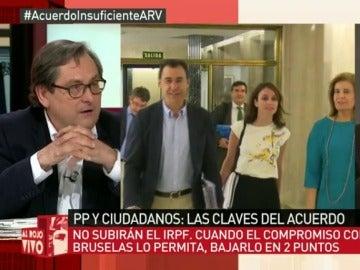 """Francisco Marhuenda: """"El PSOE es agotador, que haga lo que le dé la gana"""""""