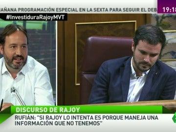 """Fernández-Albertos: """"Los votantes del PSOE ven la abstención como connivir con el enemigo"""""""