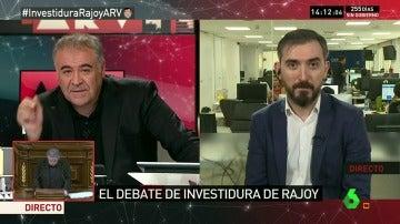 """Ignacio Escolar: """"Rajoy demuestra con sus mentiras por qué no es de fiar ni para su socio primordial; Rivera"""""""