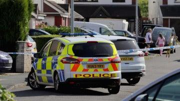 Policía de Inglaterra