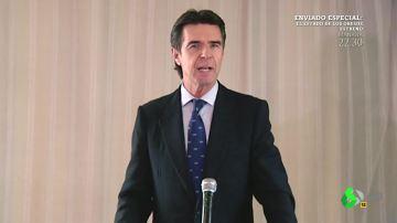 Soria se luce adivinando en 'La Ruleta de la suerte' el panel de Rajoy