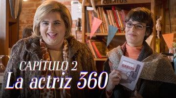 Paquita Salas, la actriz 360