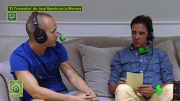 """Iniesta: """"Pasé por momentos muy difíciles"""""""